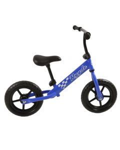 "Ryyde 12"" Kids Balance Training Bike For Ages 2+ - Blue"