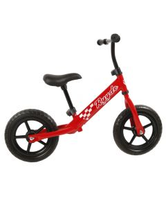 "Ryyde 12"" Kids Balance Training Bike For Ages 2+ - Red"