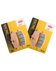 SBS 841 RS Sintered Front Brake Pads Pair - Aprilia / Ducati / Kawasaki + More