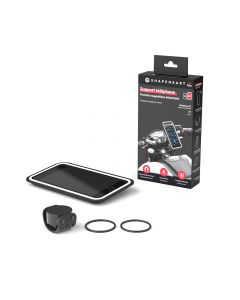 Shapeheart Magnetic Phone Case and Handlebar Mount for Motorcycles - XL Size