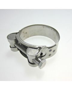 Stainless Steel Motorcycle Exhaust Clamp 48-51mm