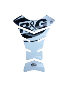 R&G Racing BSB Series Tank Pad (White)