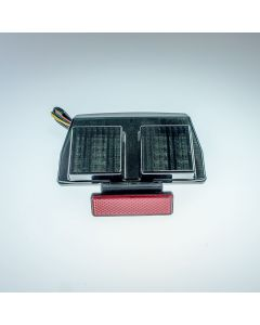 Smoked LED Tail Light with Integrated Indicators Ducati 748, 916, 996, 998