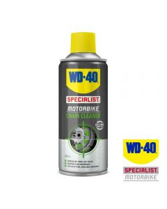 WD40 Specialist Motorcycle Chain Cleaner 400ml