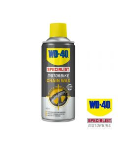 WD40 Specialist Motorcycle Chain Wax 400ml