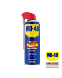 WD40 Original Lubricant with Smart Straw 400ml