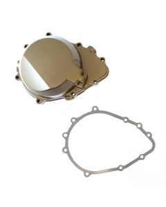 Alternator/Stator Cover with Gasket for Kawasaki ZX-6R Ninja 2003-2004