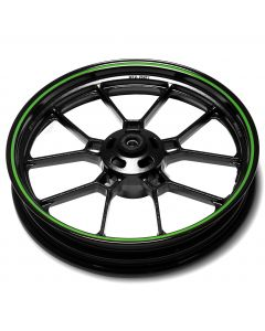 Front Wheel - Green Rim - Sinnis RSX 125