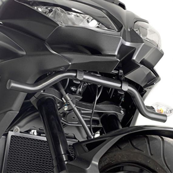 Givi S322 LED Projector Auxiliary Lights & Mounting Kit - Kawasaki Versys 650 15-20
