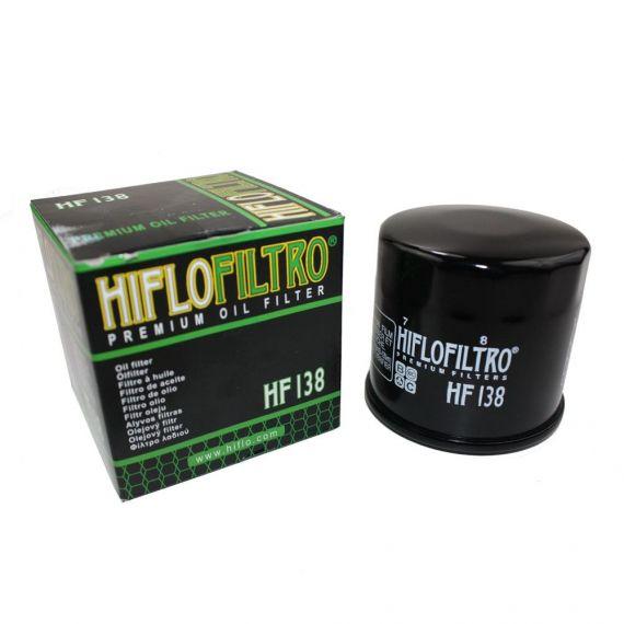 Hiflo HF138 Motorcycle Oil Filter