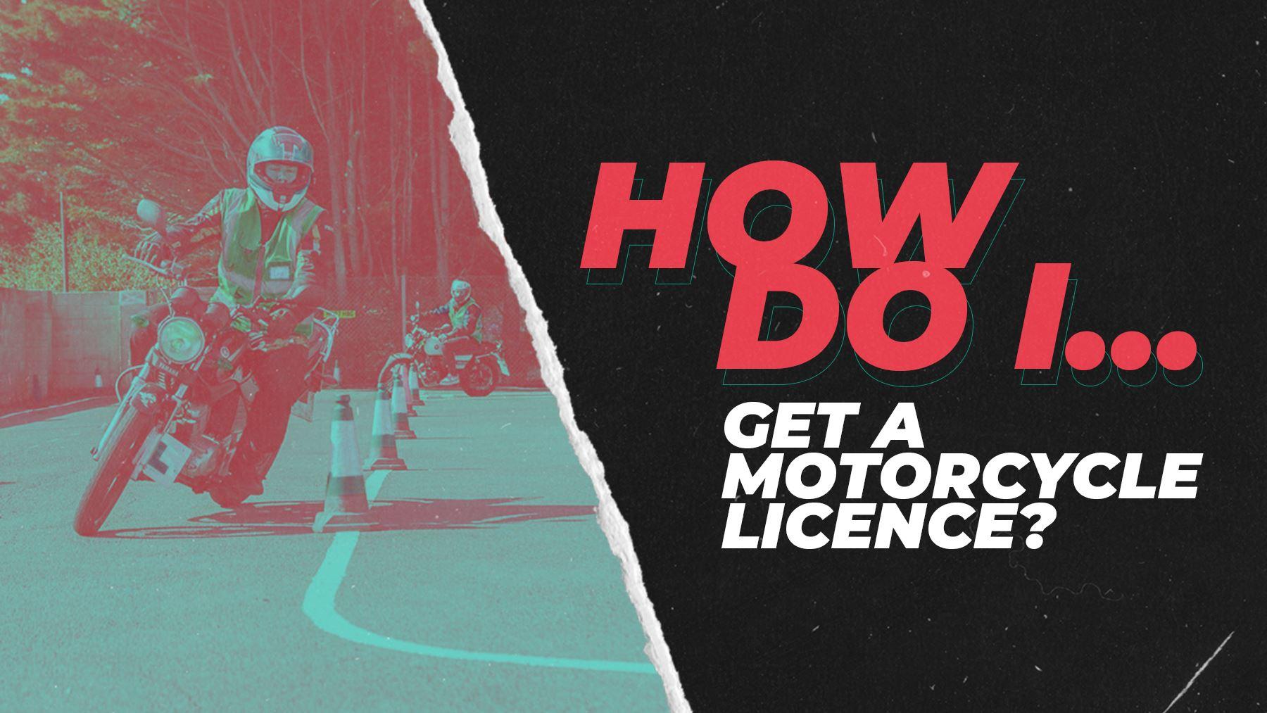 How Do I Get a Bike Licence?