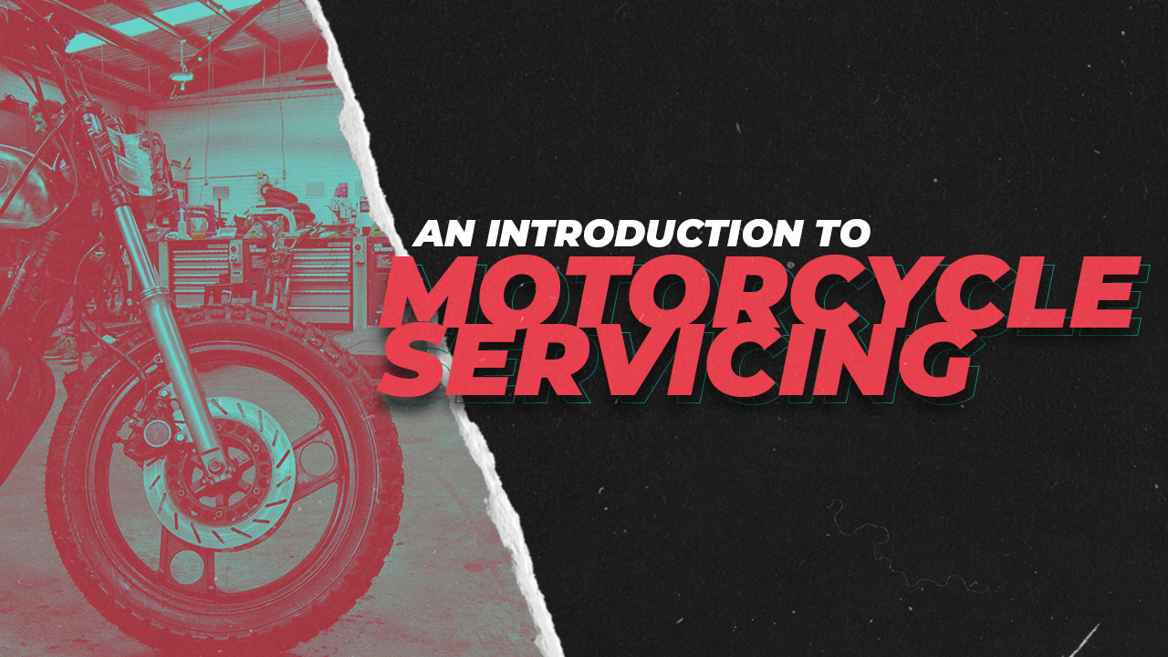 An Introduction to Motorcycle Servicing
