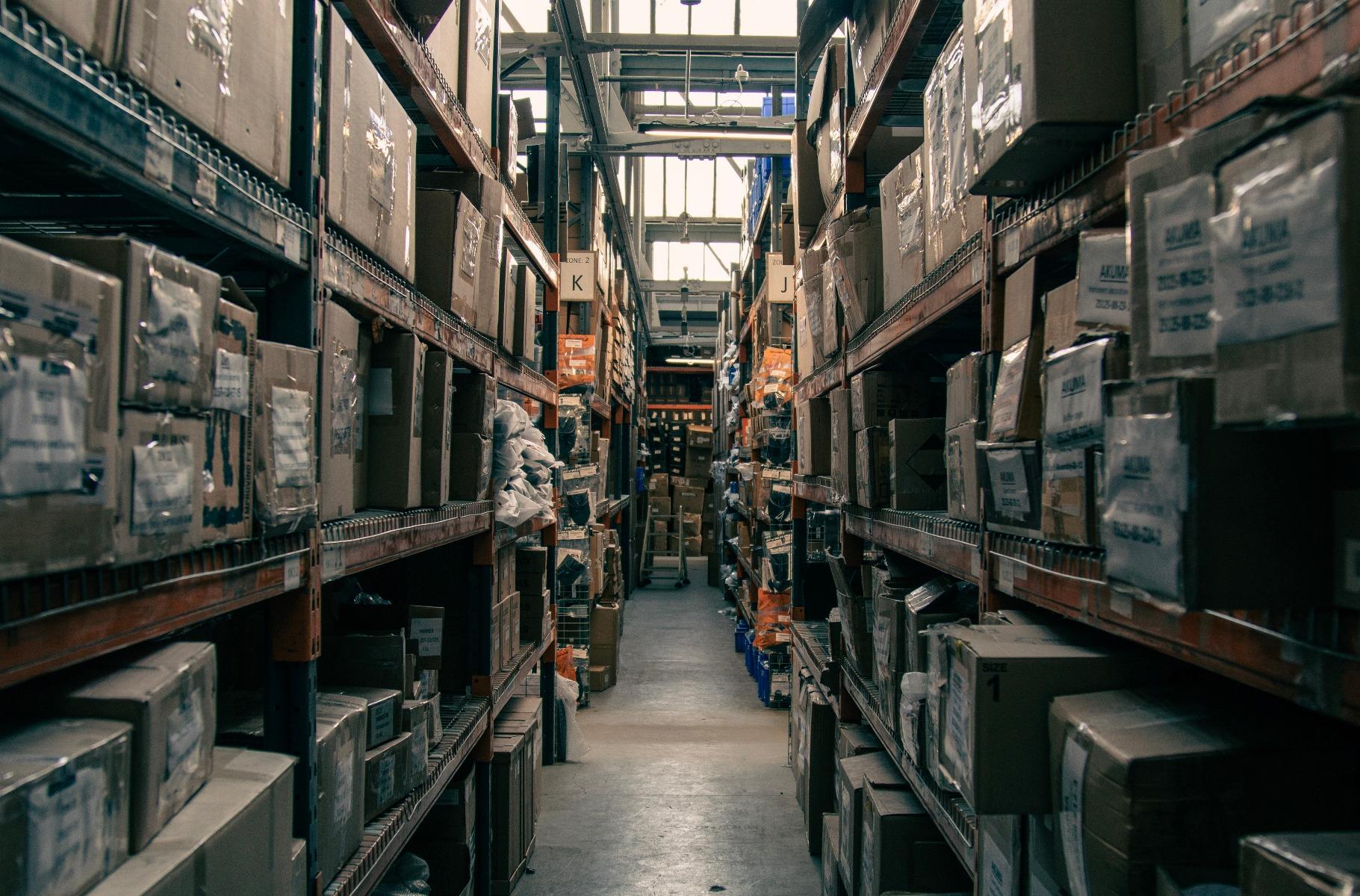 MPW Warehouse 1