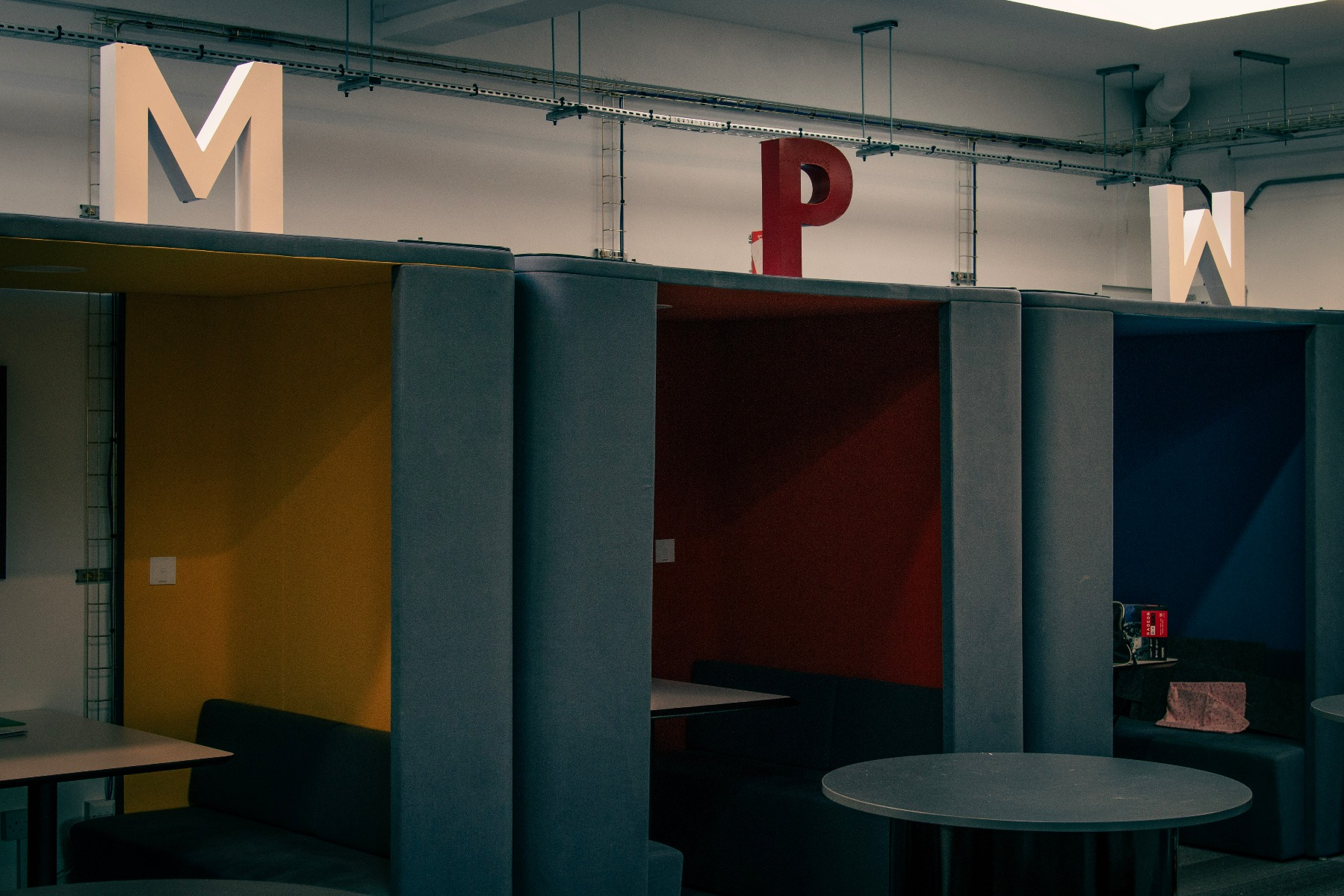 MPW Booths