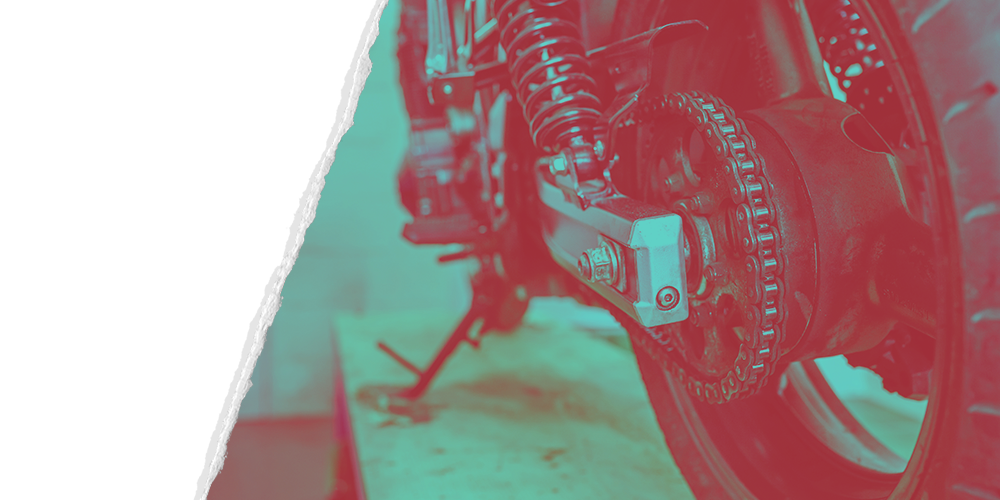 Motorcycle Servicing Tools and Parts